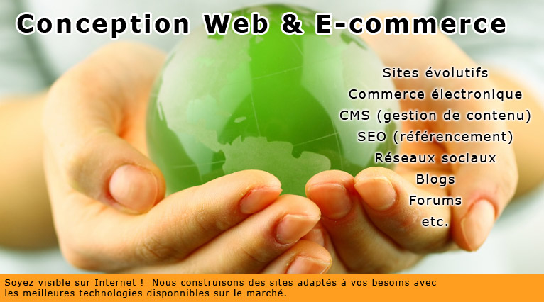 Conception Web & E-commerce